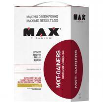 MXT Gainers 3kg - Max Titanium - Max Titanium