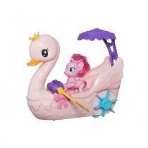 My Little Pony Conjunto Barco Cisne da Pinkie Pie - Hasbro - hasbro