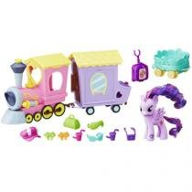 My Little Pony Friendship Express Train - com Acessórios Hasbro