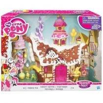 My Little Pony Mini Doceria da Pinkie Pie - B3594 - Hasbro -