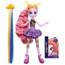 My Little Pony Rainbow Rocks Pinkie Pie Penteado de Arrasar - Hasbro -
