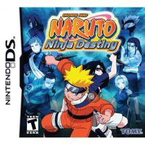 Naruto ninja destiny - nds - Nintendo