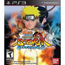Naruto shippuden ultimate ninja storm generations - ps3 - Sony