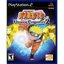 Naruto: uzumaki chronicles 2 - ps2 - Sony