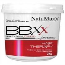 NatuMaxx - Beauty Balm Xtended 2Kgs Reconstrução Instantânea -