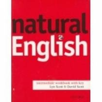 Natural English Intermediate Workbook - 1