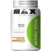 Natural Vegan - Max Titanium - Baunilha -