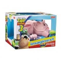 Nave Porco Espacial Imaginext Mattel Toy Story 3 -