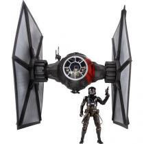 Nave Tie Fighter com Boneco Hasbro - Disney Star Wars