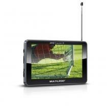 "Navegador gps multilaser tela 5.0"" tv digital - gp036 -"