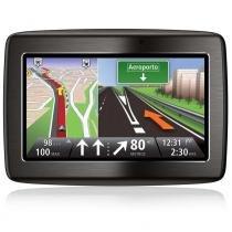 """Navegador Gps Tomtom Via 1535 Mapas do Brasil e Estados Unidos com Tela de 5.0"""", Modo de Visão em 2D e 3D, Bluetooth -"""