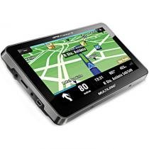 "Navegador GPS Tracker 7"" preto c/TV GP038 Multilaser Outlet - Multilaser"