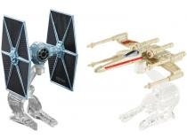 Naves Hot Wheels e Star Wars Mattel - 2 Peças