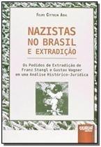 Nazistas no brasil e extradicao - os pedidos de ex - Jurua