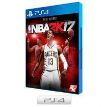 NBA 2K17 para PS4 - 2K Games