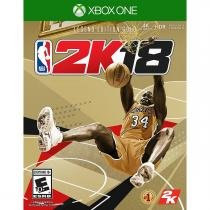 Nba 2k18 legend gold edition - xbox one - Microsoft