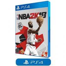 NBA 2K18 para PS4 2K Games