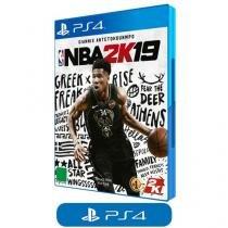 NBA 2K19 para PS4 - Take Two