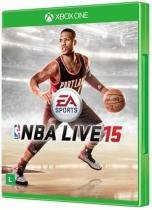 Nba live 15 - Ea - warner games