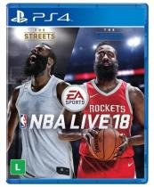 Nba live 18 - Ea - warner games