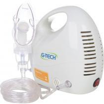 Nebulizador a Ar Comprimido G-Tech Nebcom IV Bivolt -