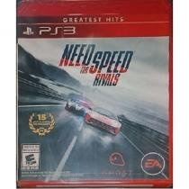 Need for speed: rivals greatest hits - ps3 - Sony