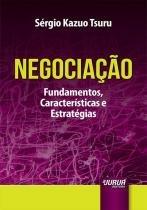 Negociação - Fundamentos, Características e Estratégias - Minibook - Juruã