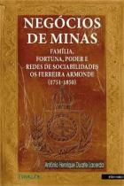Negocios de minas - Editora intermeios