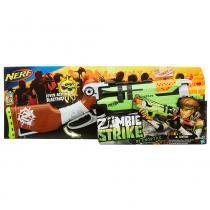 Nerf Lança Dardos Zombie Slingfire - Hasbro -