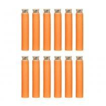 Nerf refil com 12 dardos accustrike hasbro c0162 - Nerf