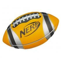 Nerf Sports Bola de Futebol Americano Laranja - Hasbro - Nerf