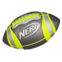 Nerf Sports Bola de Futebol Americano Verde - Hasbro - Nerf