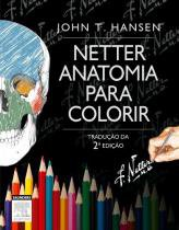 Netter anatomia para colorir - 02ed/15 - Elsevier