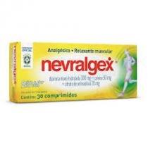 Nevralgex 300mg 30 comprimidos cimed -