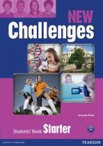 New challenges starter student s book - Pearson brasil