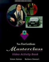 New first certificate masterclass video activ book - Oxford do brasil