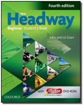 New headway beginner sb and itutor pack - 4th ed - Oxford