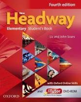 New headway elementary sb with itutor dvd-rom and online skills - 4th ed - Oxford university