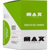 New up gel power cx. 10unid max titanium - energetico citrus - Citrus -