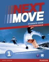 Next move 1 sb with myenglishlab - 1st ed - Pearson (importado)