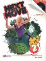 Next move 2 sb with ebook pack and dvd-rom - 1st ed - Macmillan