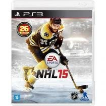 NHL 15 - PS3 - Eletronic Arts
