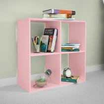 Nicho Multifuncional Twister Tcil Móveis Quartzo Rosa - Tcil Móveis