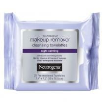 Night Calming Neutrogena Lenços de Limpeza Facial -