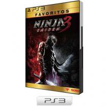 Ninja Gaiden 3 para PS3 - Tecmo