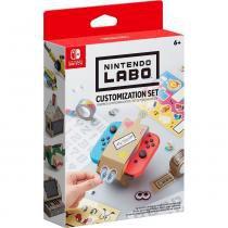Nintendo Labo - Conjunto de Personalização -