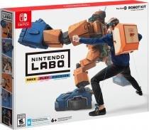 Nintendo labo kit robot -