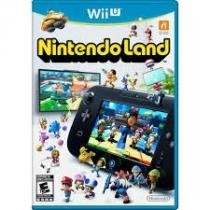 Nintendo land - wii u -