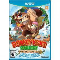 Nintendo select donkey kong tropical freeze - wii u -