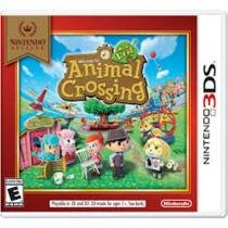Nintendo Selects: Animal Crossing New Leaf - 3Ds -